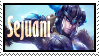 Sejuani  Stamp Lol by SamThePenetrator