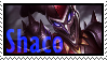 Shaco  Stamp Lol by SamThePenetrator