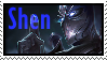 Shen  Stamp Lol by SamThePenetrator