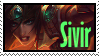 Sivir  Stamp Lol by SamThePenetrator