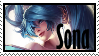 Sona  Stamp Lol by SamThePenetrator