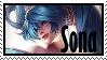 Sona  Stamp Lol by SamThePenetrator