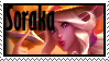Soraka Order Of The Banana  Stamp Lol by SamThePenetrator