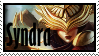 Syndra Justicar  Stamp Lol by SamThePenetrator