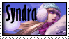 Syndra Snowday  Stamp Lol by SamThePenetrator