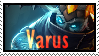 Varus Blight Crystal  Stamp Lol by SamThePenetrator