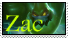 Zac  Stamp Lol by SamThePenetrator