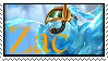 Zac Pool Party Stamp Lol by SamThePenetrator