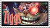 Ziggs Mad Scienist  Stamp Lol by SamThePenetrator