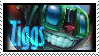 Ziggs Pool Party  Stamp Lol by SamThePenetrator