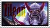 Zilean Bloodmoon  Stamp Lol by SamThePenetrator