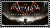 BATMAN arkham khingt   stamp by SamThePenetrator