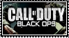 COD BlackOps  stamp by SamThePenetrator