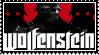 Wolfenstein   stamp by SamThePenetrator