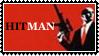 Hitman agent47  stamp by SamThePenetrator