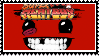 Super Meat Boy  Stamp by SamThePenetrator