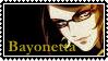 Bayonetta stamp by SamThePenetrator