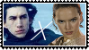 StarWars Reylo ship  stamp by SamThePenetrator
