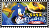 Sonic Sega All Stars Racing  Stamp by SamThePenetrator
