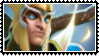 Dota stamp  Skywrath Mage by SamThePenetrator