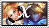 Couple Lol Stamp LuxxEzreal by SamThePenetrator