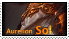 AurelionSol ashenlord  lol  stamp by SamThePenetrator