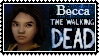 Becca  TheWalkingDead by SamThePenetrator