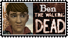 Ben  TheWalkingDead by SamThePenetrator