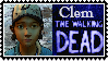 Clementine  TheWalkingDead by SamThePenetrator