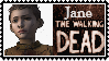 Jane  TheWalkingDead by SamThePenetrator