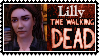 Lilly  TheWalkingDead by SamThePenetrator