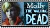 Molly  TheWalkingDead by SamThePenetrator