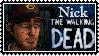 Nick  TheWalkingDead by SamThePenetrator