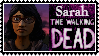 Sarah  TheWalkingDead by SamThePenetrator