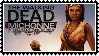 TheWalkingDead Michonne Telltale Stamp by SamThePenetrator