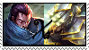 couple lol stamp  YasuoxMasterYi by SamThePenetrator