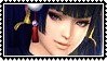 DOA5LR stamps Nyotengu by SamThePenetrator
