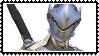 Overwatch Genji by SamThePenetrator
