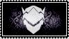 Overwatch stamp logo Genji by SamThePenetrator
