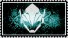 Overwatch stamp logo Pharah by SamThePenetrator