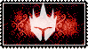 Overwatch stamp logo Reinhardt by SamThePenetrator