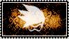 Overwatch stamp logo Tracer