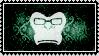 Overwatch stamp logo Winston by SamThePenetrator