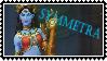 Symmetra devi stamp  Overwatch by SamThePenetrator