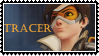 Tracer  stamp  Overwatch by SamThePenetrator