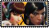 Overwatch yuri stamp  DVaxPharah by SamThePenetrator