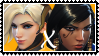 Overwatch yuri stamp  MercyxPharah by SamThePenetrator