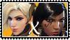 Overwatch yuri stamp  MercyxPharah by SamThePenetrator