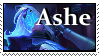 Ashe Project LoL stamp by SamThePenetrator