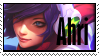 lol  stamps Ahri Arcade by SamThePenetrator